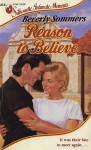 Reason To Believe (Silhouette Intimate Moments, #164) - Beverly Sommers