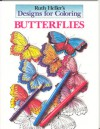 Ruth Heller's designs for coloring: Butterflies - Ruth Heller