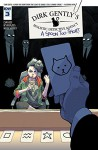 Dirk Gently's Holistic Detective Agency: A Spoon Too Short #3 (of 5) - Arvind David, Ilias Kyriazis