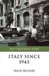 Italy since 1945 (Short Oxford History of Italy) - Patrick McCarthy