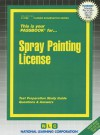 Spray Painting License - National Learning Corporation