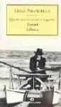 Questa sera si recita a soggetto - Trovarsi - Bellavita - Luigi Pirandello, Roberto Alonge