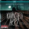 Kaninchenherz: Kriminalroman: 2 CDs - Annette Wieners, Sandra Schwittau