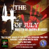 The 4th of July - Shawn M. Riddle, Steven Riddle
