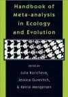 Handbook of Meta-Analysis in Ecology and Evolution - Julia Koricheva, Jessica Gurevitch, Kerrie Mengersen