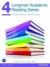 Longman Academic Reading Series 4 Student Book - Elizabeth Beottcher, Robert Cohen, Judy Miller