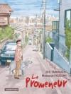 Le promeneur - Masayuki Kusumi, Jirō Taniguchi, Jean-Philippe Toussaint