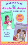 Junie B., First Grader: Boss of Lunch; Junie B., First Grader:Toothless Wonder: Junie B. Jones #19 and #20 - Barbara Park, Lana Quintal