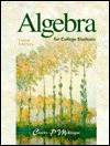 Algebra for College Students - Charles P. McKeague