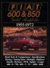 Fiat 600 & 850 Gold Portfolio 1955-1972 - R. Clarke