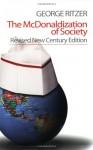 The McDonaldization of Society 6 - George Ritzer
