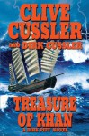 Treasure Of Khan - Clive Cussler, Dirk Cussler