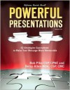Powerful Presentations, Volume 2 - Bob Pike