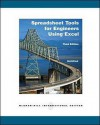 Spreadsheet Tools for Engineers Using Excel - Byron S. Gottfried