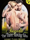 Angela and the Three Moving Men (Angela's Adventures) - Lindsey Flinch Bedder