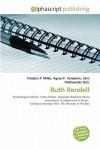 Ruth Rendell - Frederic P. Miller, Agnes F. Vandome, John McBrewster