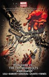 By Ben Acker Thunderbolts Volume 5: Punisher vs. the Thunderbolts (Marvel Now) [Paperback] - Ben Acker