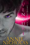 Venturi Part Four: A SciFi Alien Romance (Crashlander) - Annie Nicholas