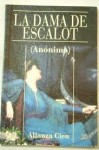La Dama de Escalot - Anonymous