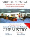 Virtual Chemlab: Problems and Assignments for the Virtual Laboratory - Brian F. Woodfield, John E. McMurry, Mary E. Castellion, Matthew C. Asplund, Steven Haderlie