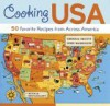 Cooking USA: 50 Favorite Recipes From Across America - John Margolies, Georgia Orcutt