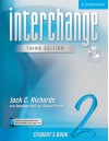 Interchange Student's Book 2 with Audio CD (Interchange Third Edition) - Jack C. Richards, Jonathan Hull, Susan Proctor