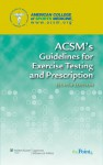 McArdle, Exercise Physiology, North American Edition; ACSM's Health-Related Physical Fitness Assessment Manual; & ACSM's Guidelines for Exercise Testing and Prescription Package - American College of Sports Medicine
