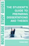 The Student's Guide to Preparing Dissertations and Theses - Phil Race