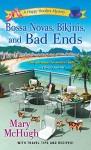 Bossa Novas, Bikinis, and Bad Ends (A Happy Hoofers Mystery) - Mary McHugh
