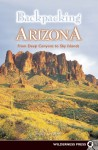 Backpacking Arizona - Bruce Grubbs