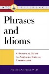 NTC Phrases and Idioms - Richard A. Spears