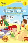 Kindergarten Alphabet Action (Sylvan Fun on the Run Series) - Sylvan Learning