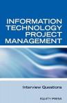 Information Technology Project Management Interview Questions - Terry Sanchez-Clark