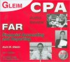CPA Audio Review FAR: Financial Accounting and Reporting - Irvin N. Gleim