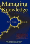 Managing Knowledge - The Trousers of Reality: Volume 2 - Barry Evans