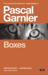 Boxes - Pascal Garnier, Melanie Florence