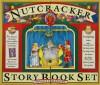 The Nutcracker Story Book Set and Advent Calendar - Nan Brooks, Mary Packard