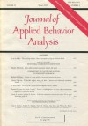 Journal of Applied Behavior Analysis - Winter 1991, Vol 24, No. 4 - E. Scott Geller