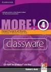 More! Level 4 Classware CD-ROM - Herbert Puchta, Jeff Stranks, Günter Gerngross, Peter Lewis-Jones, Christian Holzmann