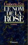 Le Nom de la rose - Umberto Eco, Jean-Noël Schifano