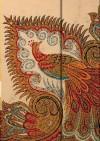 Smythe Sewn Peacock Ivory Lined - Tre Tryckare