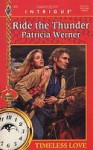 Ride the Thunder - Patricia Werner