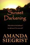 Sunset Darkening - Amanda Siegrist
