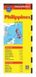 Philippines Travel Map Fourth Edition - Periplus Editions, Periplus Editions
