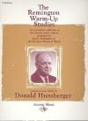 Remington Warm-Up Studies for Trombone - Donald Hunsberger
