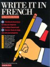 Write It in French - Christopher Kendris