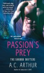 Passion's Prey - A.C. Arthur
