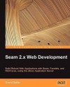 Seam 2.X Web Development - David Salter