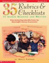 35 Rubrics & Checklists to Assess Reading and Writing: Time-Saving Reproducible Forms for Meaningful Literacy Assessment - Adele Fiderer
