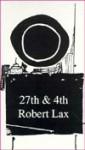 27th & 4th - Robert Lax